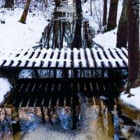 зимняя канавка :: Михаил Бояркин