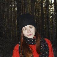 Зимний портрет :: Евгений Князев
