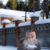 Зима в портрете :: Евгений Князев