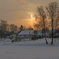 Зимний пейзаж :: Oleg S