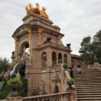 Parc de la Ciutadella Барселона :: Swetlana V
