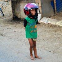 Непал. Читван. В местной деревне :: Gal` ka