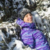Зимняя прогулка :: Светлана Бурлина