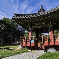 Korean temple :: Yuriy Man