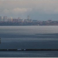 Одесса на том берегу  Черного моря...:) :: Любовь К.