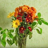 Осенний букет :: Светлана