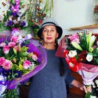 Цветы для Любимых Дам! :: Aleks Ben Israel