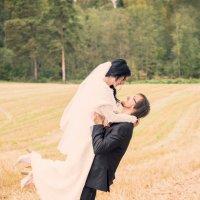 золотая осень.свадьба :: vika EGOROVA