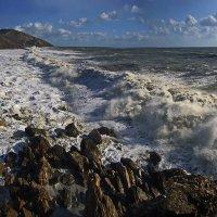 море волнуется :: viton
