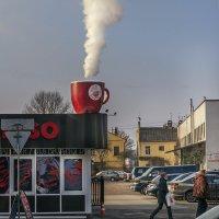 Горячий чай :: Валерий Чернов