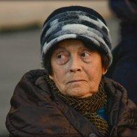 Бабуля. :: Юрий Гординский