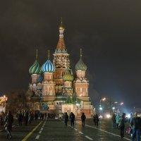 Собор Василия Блаженного. :: Виктор Евстратов