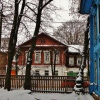 Кострома ,старые дворы . :: Святец Вячеслав