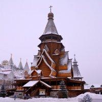 В Измайловском кремле :: Владимир Болдырев