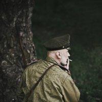 Солдат на привале :: Анна (Анка) Салтыкова