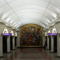 Панорама станции метро Звенигородская :: Игорь Кудрявцев