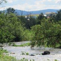 Река Нура :: Вера Щукина