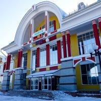 Просто вокзал.... :: Светлана Игнатьева