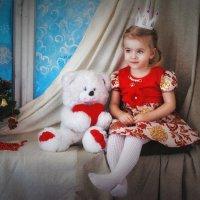 ночь перед рождеством :: Marya Matoshina