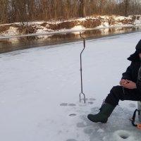 Рыбалка на Соку :: Александр Алексеев