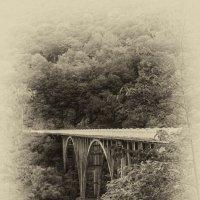 Абхазия. Мост через реку Гумиста :: Денис Сидельников