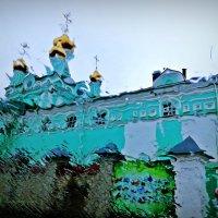 Вариации дождя :: Александр Макеенков