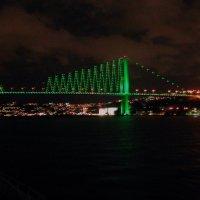 Пролив Босфор — душа Стамбула :: Tata Wolf