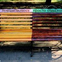 Куда бы сесть? :: Нина Бутко