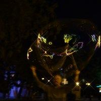 Мыльные пузыри. :: Alexey YakovLev