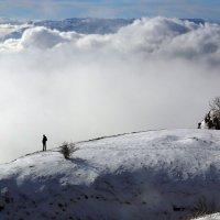 Над облаками :: Михаил Баевский
