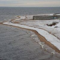 декабрьский берег :: sv.kaschuk