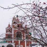 Звонница и Преображенский храм. :: Анна Воробьева