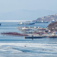 Бухта Улисс, Владивосток :: Эдуард Куклин