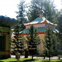 Китайская деревня :: Елена Павлова (Смолова)