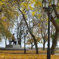 Сад жёлтых птиц. :: Андрий Майковский