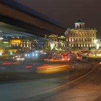 на большом каменном мосту :: Александр Шурпаков