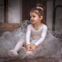 Балерина Дина :: Наталия Назарова
