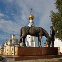 Памятник Батюшкову. Вологда :: MILAV V