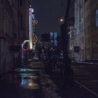 театр Луны :: Яков Реймер
