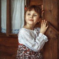 В деревне :: Ольга Прусова