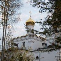 Храм Всех Cвятых, в Земле Российской просиявших :: Павел Савенко