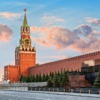 Спасская башня Кремля :: Юлия Батурина