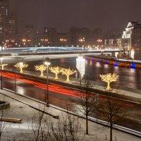 Москва, зимнее настроение 2018 :: Павел Вячеславович