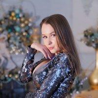 Новогодняя фотосессия в Royal студии :: Василий Εвдокимов