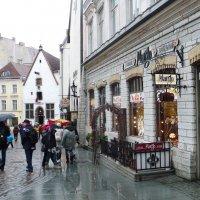 Таллин.Дождь. :: Таэлюр