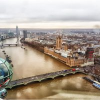 Лондон в декабре :: Василий БО