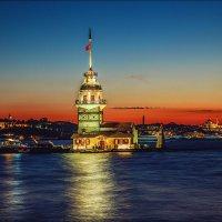 Девичья башня :: Ирина Лепнёва