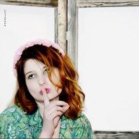Мари-молчи если нечего сказать! :: Роза Бара