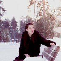 Зимний фотосет :: Евгений Князев
