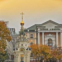 Гуляя по Москве :: Виктор Заморков